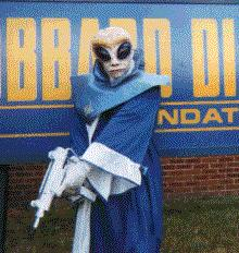 Xemu the alien ruler